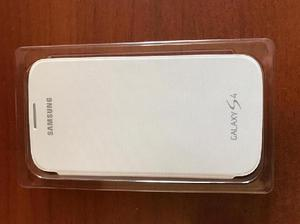 Estuche Carcasa Forro Con Tapa Samsung Galaxy S4 Flip Cover