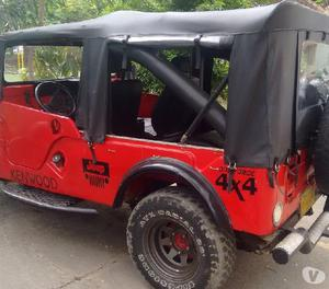Jeep willys modelo 67 cj6