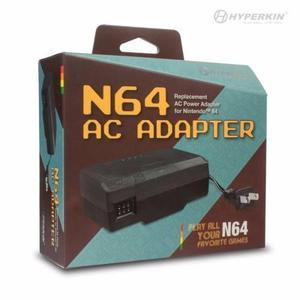 Adaptador corriente n64 nintendo 64