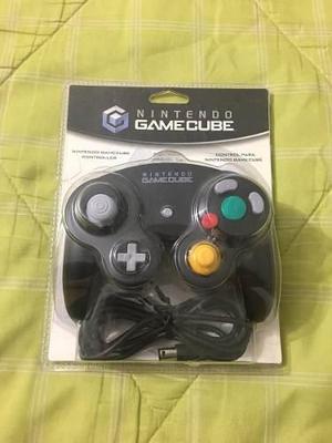 Control nintendo gamecube original nuevo y sellado