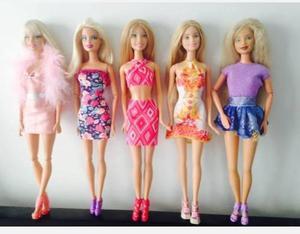 Muñecas barbie - pitalito
