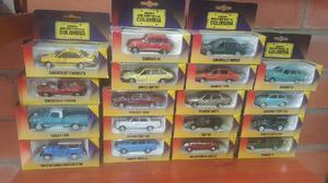 Vendo collecion de carros - cúcuta