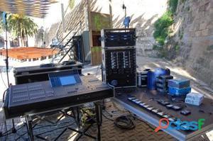 Alquiler de sonido profesional para eventos en bogotá