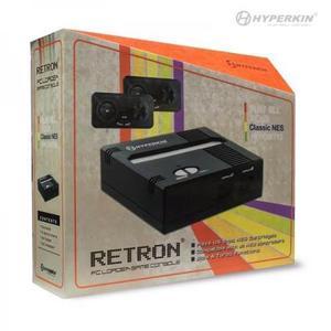Consola retron 1 negro compatible nintendo nes clasico