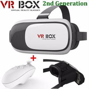 Gafas 3d vr box originales realidad virtual servicio a