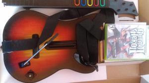 Guitarra guitar hero, con juego origina - bogotá