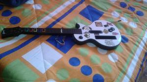 Guitarra para guitar hero. nintendo wii - dosquebradas