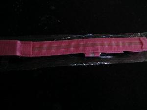Collar led rosado canino para perros nuevo - barranquilla