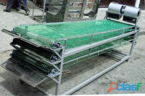 Hornos y laminadoras, molinos, ollas, mezcladoras para fabricas de arepas cel. 3005094266
