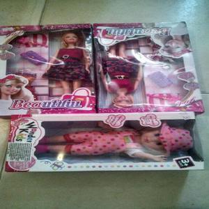 Muñecas nuevas - bogotá