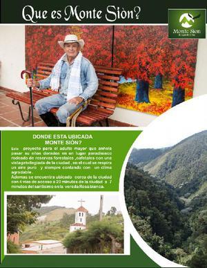 Monte sion....el lugar de tu paz!! - bucaramanga