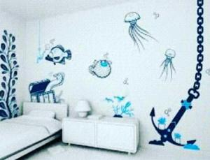 Pinturas para decoraci n de habitaciones infantiles en - Pintura habitaciones infantiles ...