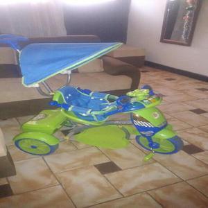 Triciclo paseador para bebé - popayán