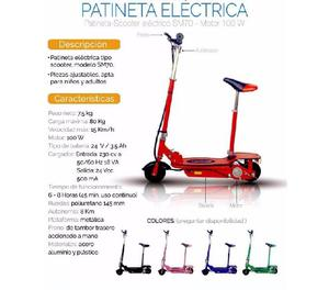 Patineta electrica scooter sm 70 $350 3007637953