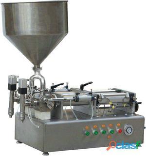 Dosificador llenador de líquidos y viscosos
