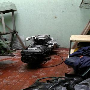 Motor nissan - cali
