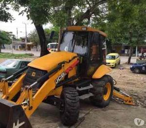 Vendo retros 2012 jcb