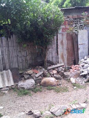 Vendo casa lote en los alrededores de tocaima cundinamrca