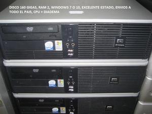 CPU MARCA HP DIADEMA AL MEJOR PRECIO - Ipiales