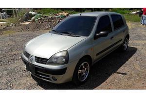 Renault clio, 2004, gasolina - cartago