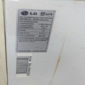 Aire de ventana 110v - cartagena de indias