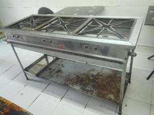 Mesas y estufa - madrid