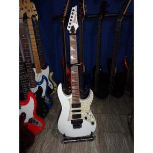 Guitarra electrica ibanez rg350dx blanca usada - cali