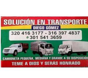 LA SOLUCION EN MUDANZAS Y ACARREOS WHATSAPP.3015413659