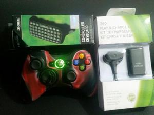 Control Xbox360kit de Cargachatpad - Bello