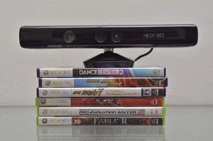 Kinect juegos originales - bogotá
