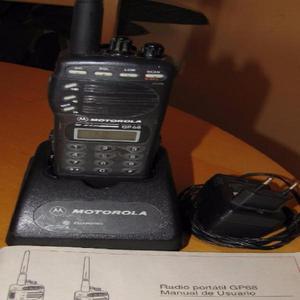 Radio Motorola Port.gp68vhf Completo - Cúcuta