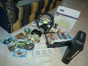 Xbox 360 Full Accesorios - Cómbita