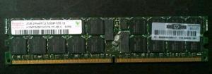Memoria ram ddr2 2 gb hewlett packard hp para pc de