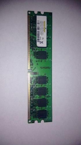 Memoria ram markvision 1gb ddr pc25300u 667mhz - cali
