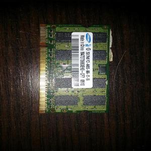 Memorias ram ddr2 para portatil - cali