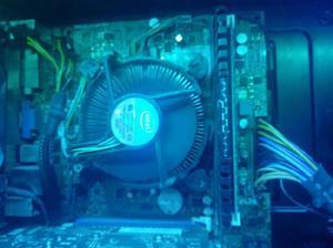 Procesador, board y memoria ram core i7, 12gb - cali