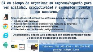 Software a medida según necesidades - bucaramanga