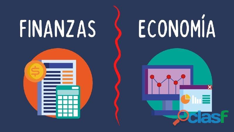 Profesor Economia y Matemáticas financieras