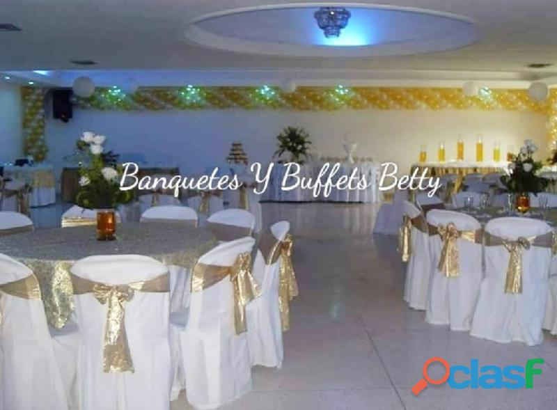 Banquetes Y Buffets Betty