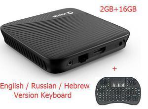 Android tv box octacore con teclado - zipaquirá