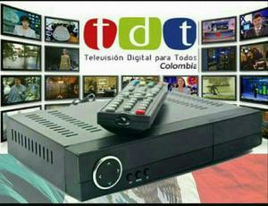 Tdt television digital para todos - sincelejo