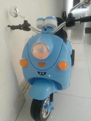 Moto de bateria nueva para niñ@ - cali