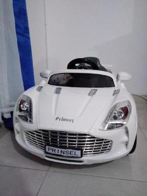 Carro montable eléctrico control remoto - cali