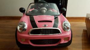 Carro eléctrico mini cooper s - bogotá
