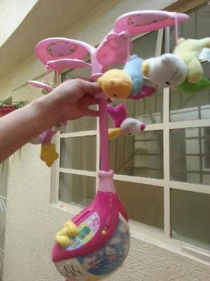 Vendo móvil musical bebé - bogotá