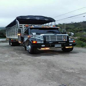 Camion international 93 - don matías