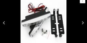 Importados usa vende: luz led 8 leds luz blanca,para carro y