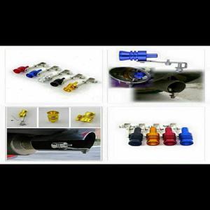 Importados usa vende: simulador de turbo, silbador carro