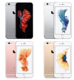 Iphone 6s 64gb nuevo sellado promo obsequios+fact