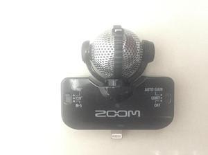 Microfono stereo zoom iq5 para iphone - bucaramanga